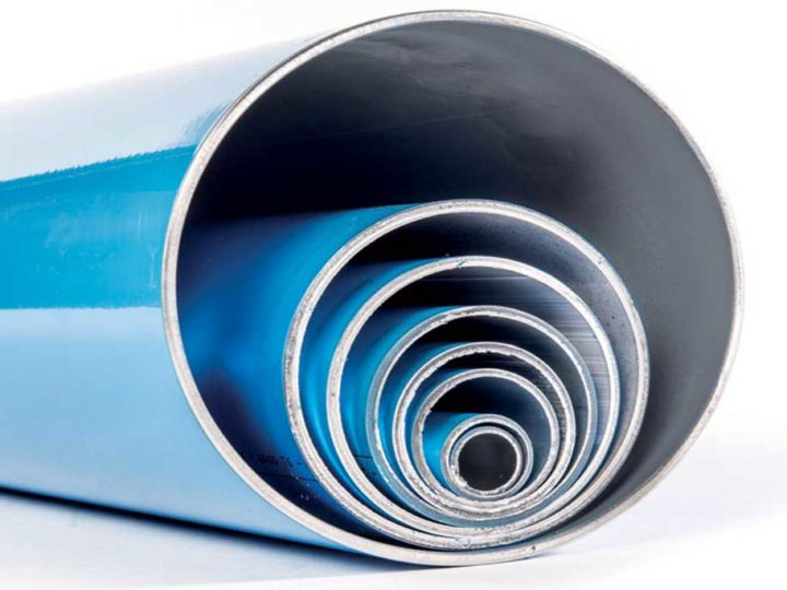 Aluminum piping makes sense for compressed air