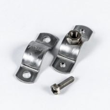 airnet stainless steel pipe clips